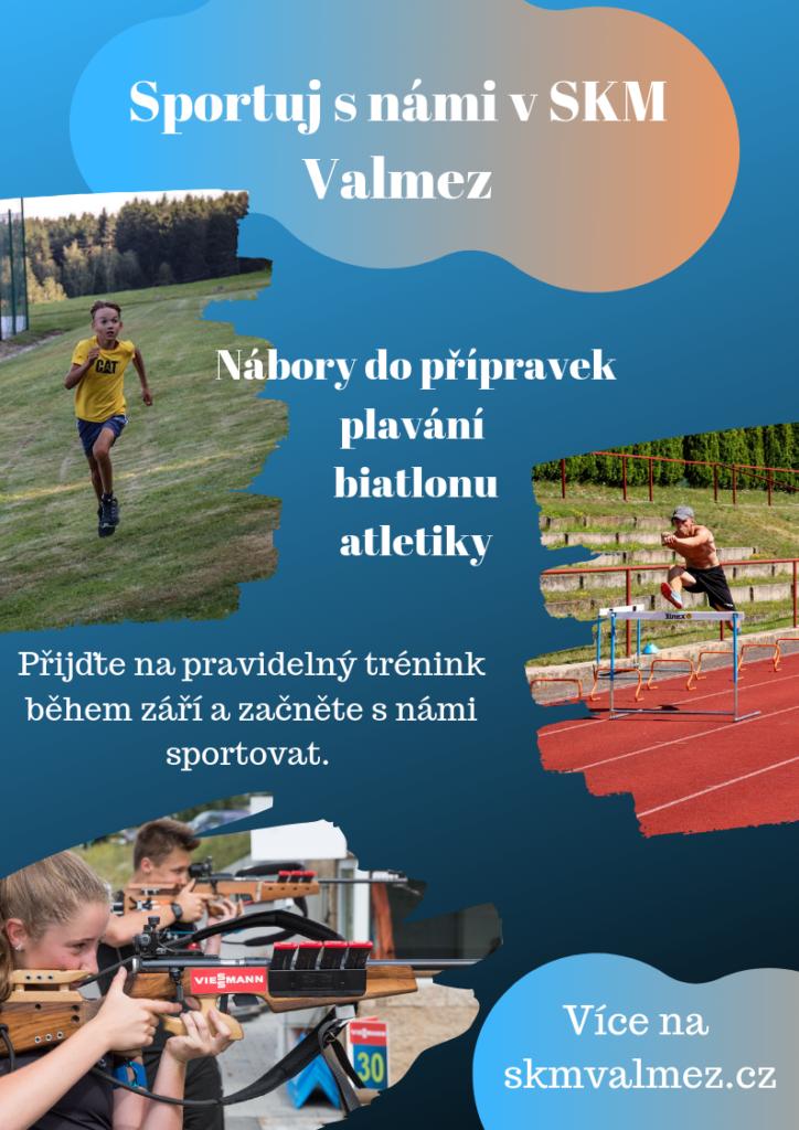 Sportuj s námi v SKM Valmez