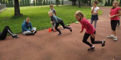Atletické disciplíny